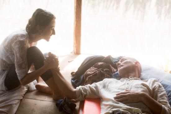 community energy on ayahuasca retreat