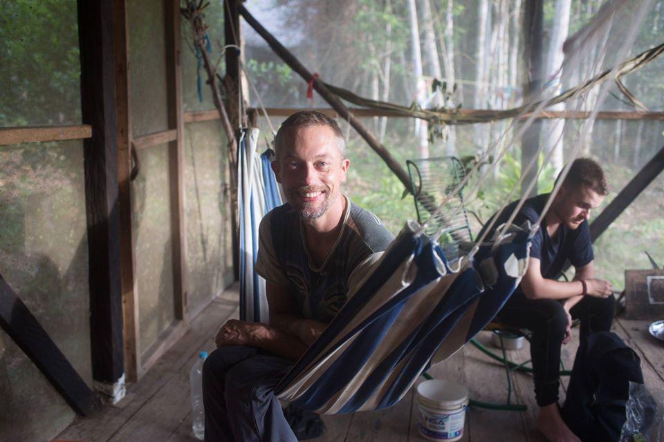 uve participant of ayahuasca retreat and master plan dieta at psychonauta foundation