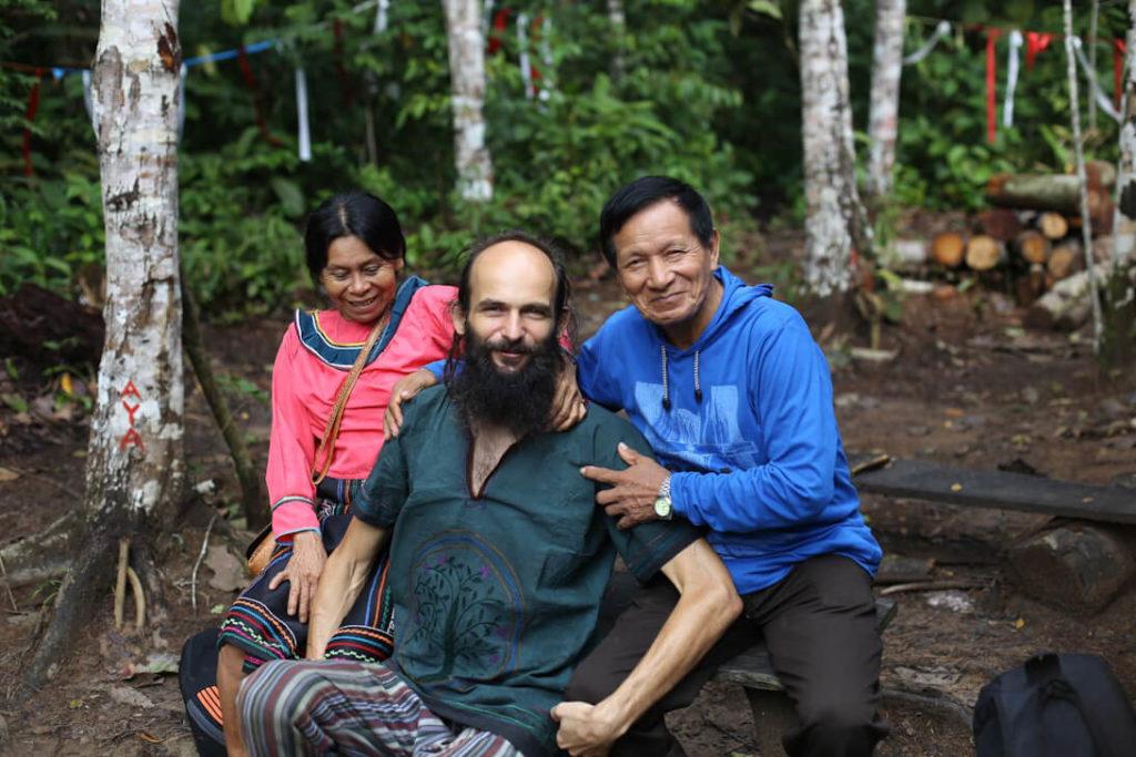 ayahuasca peru crew psychonauta foundation olinda esteban mieszko