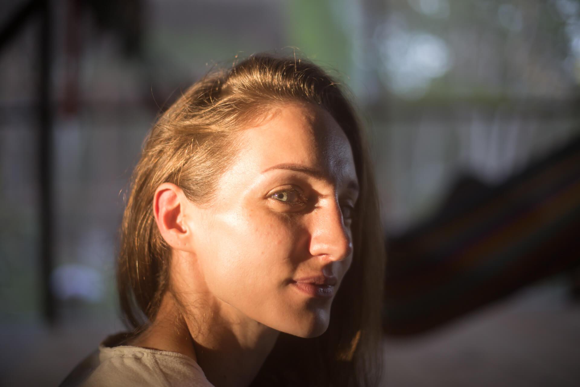 elle participant of ayahuasca retreat and master plan dieta in psychonauta foundation